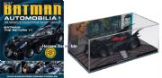 DC Batman Automobilia Collection #41 Batman The Return #1 Batmobile Eaglemoss